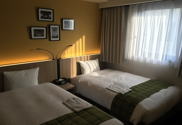 Smile Hotel Tokyo Asagaya, Tokyo, Standard Twin Room, Two 120cm Beds, Non Smoking, Guest Room