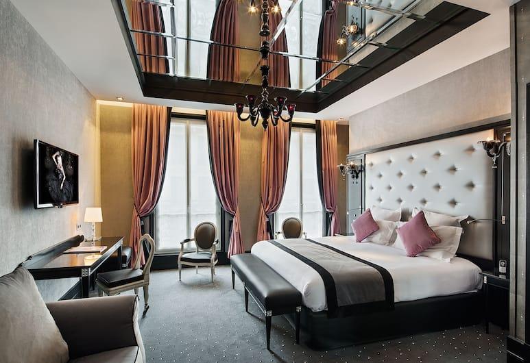 Maison Albar Hotels Le Diamond, Paris, Exclusive Suite, 1 King Bed, Non Smoking, Guest Room