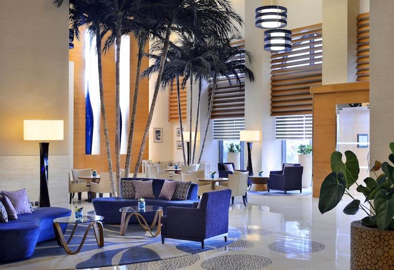 Movenpick Hotel Jumeirah Beach, Dubajus, Vestibiulis