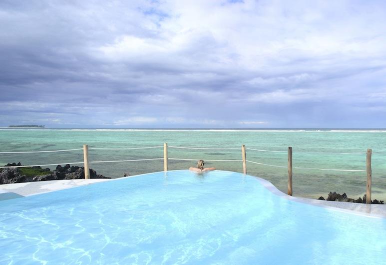 Matemwe Lodge, Matemwe, Πισίνα με θέα