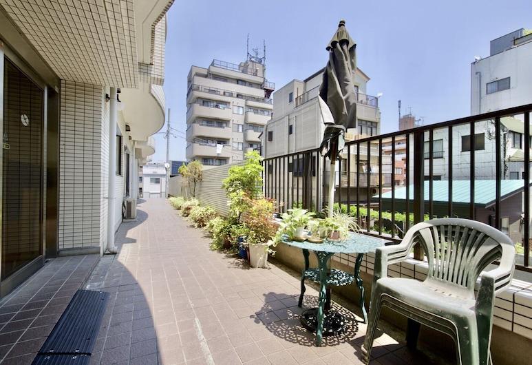 Sky Heart Hotel Koiwa, Tokyo, Terrace/Patio