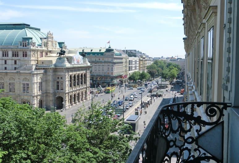 Das Opernring Hotel, Wien, Utsikt fra hotellet