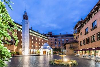 Bogota bölgesindeki Travelers Suites Condominio Plenitud resmi