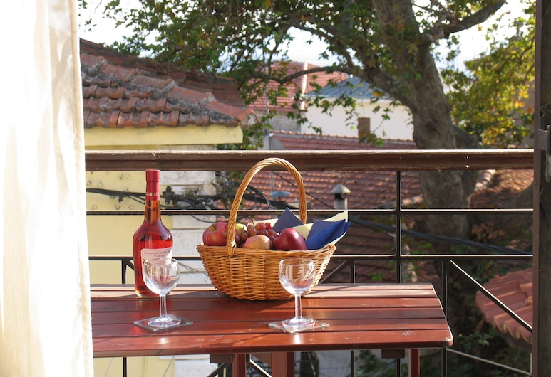Hotel Katia, South Pelion, Pokój dwuosobowy z 1 lub 2 łóżkami, Balkon
