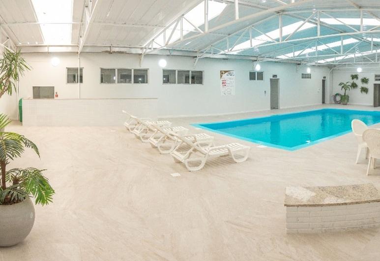 Hamburgo Palace Hotel, Balneario Camboriu, Indoor Pool