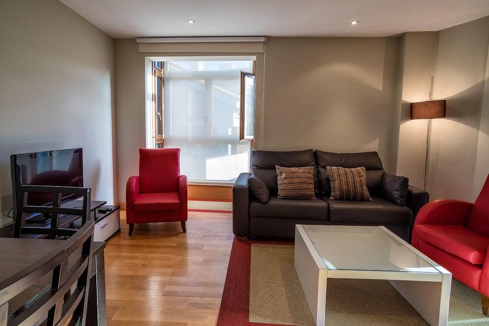 Deluxe-Apartment, 2Schlafzimmer - Wohnbereich