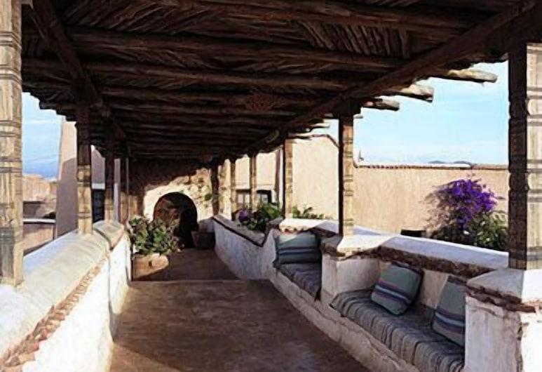 Tigmi, Tameslouht, Terrasse/patio