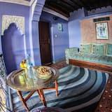 Comfort jednokrevetna soba, 2 spavaće sobe, hladnjak, pogled na ocean - Dnevni boravak