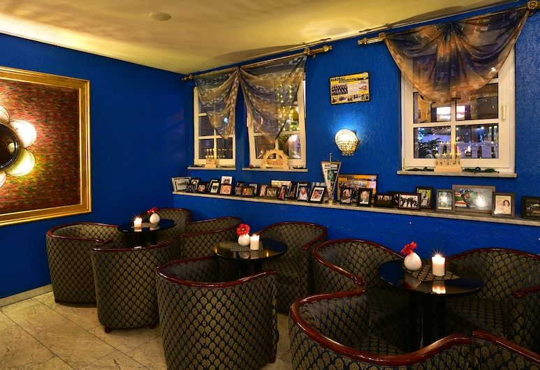 Hotel Alexandra, Plauen, Bar del hotel