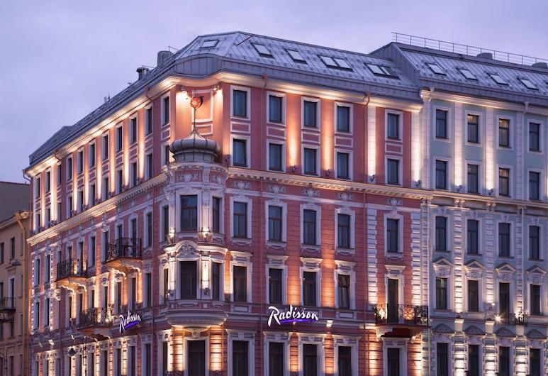 Radisson Sonya Hotel, St. Petersburg, Peterburi