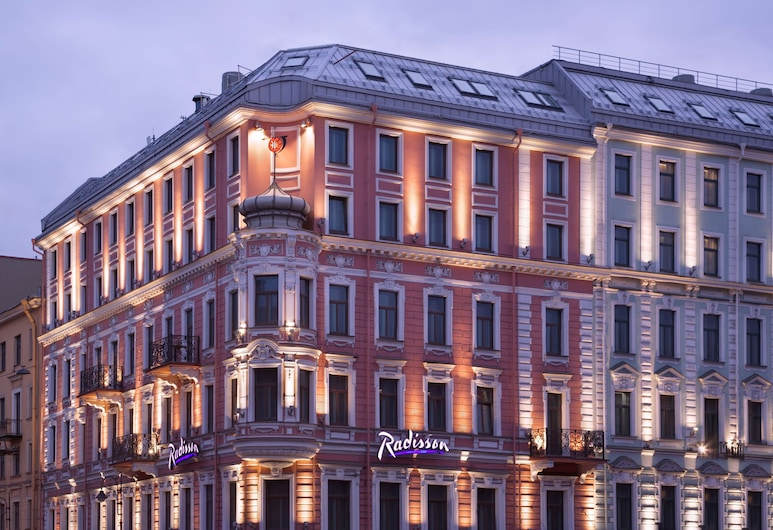 Radisson Sonya Hotel, St. Petersburg, San Petersburgo