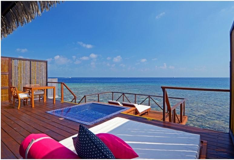 Adaaran Prestige Vadoo, Vadoo Island, Honeymoon Villa with Private Pool & Personal Butler, Terrace/Patio