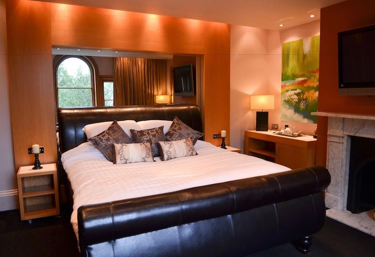 리젠트 호텔, 동커스터, 이그제큐티브 더블룸 또는 트윈룸, 객실