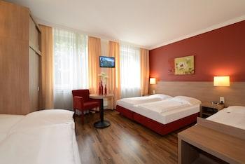 Fotografia hotela (Hotel Marienthal) v meste Hamburg