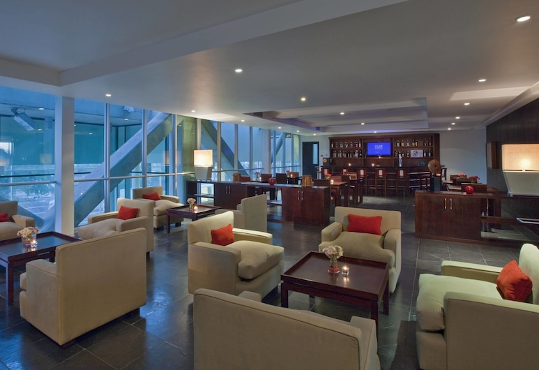 Four Points by Sheraton Los Angeles, Los Angeles, Sittområde i lobbyn