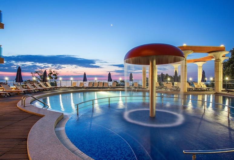 Astera Hotel & Spa - All Inclusive, Goldstrand, Außenpool