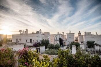 Fasano — zdjęcie hotelu Borgo Egnazia