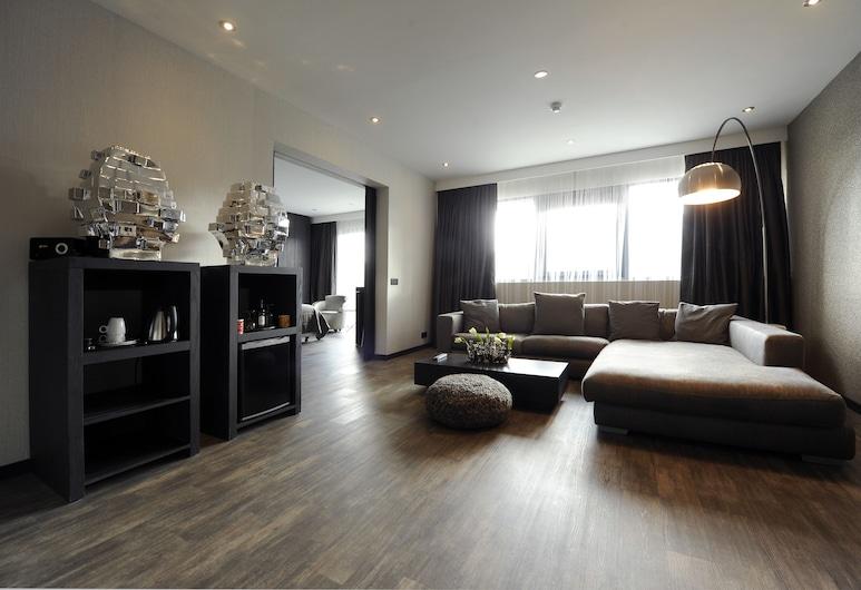 Hotel Van der Valk Brugge-Oostkamp, Осткамп, Бизнес-люкс, Зона гостиной