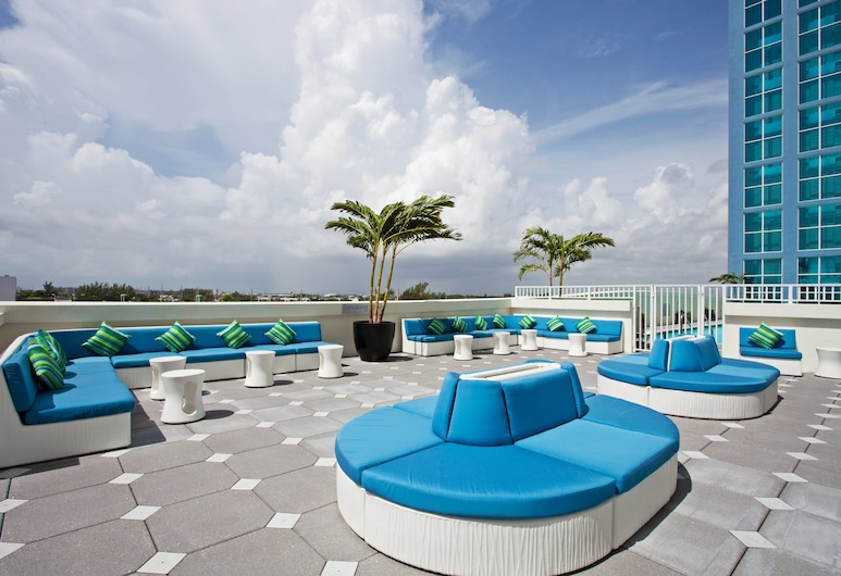 Crowne Plaza Hotel Fort Lauderdale Airport/Cruiseport, Fort Lauderdale, Balkong