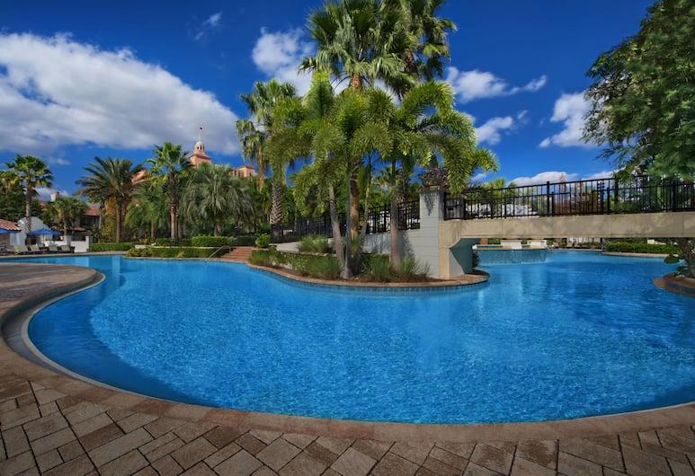 Marriott's Lakeshore Reserve, Orlando, Outdoor Pool