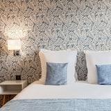 Номер «Комфорт», 1 двуспальная кровать «Квин-сайз», для некурящих (Twin bed on request) - Номер