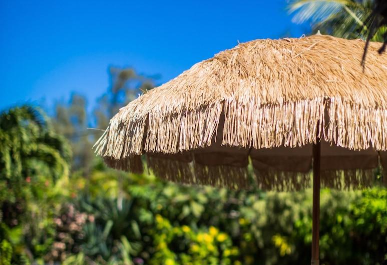 The Black Pearl at Puaikura, Rarotonga, Piscina al aire libre