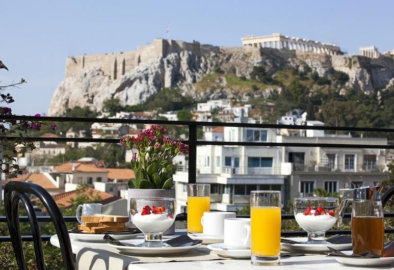 Metropolis Hotel, Atenas
