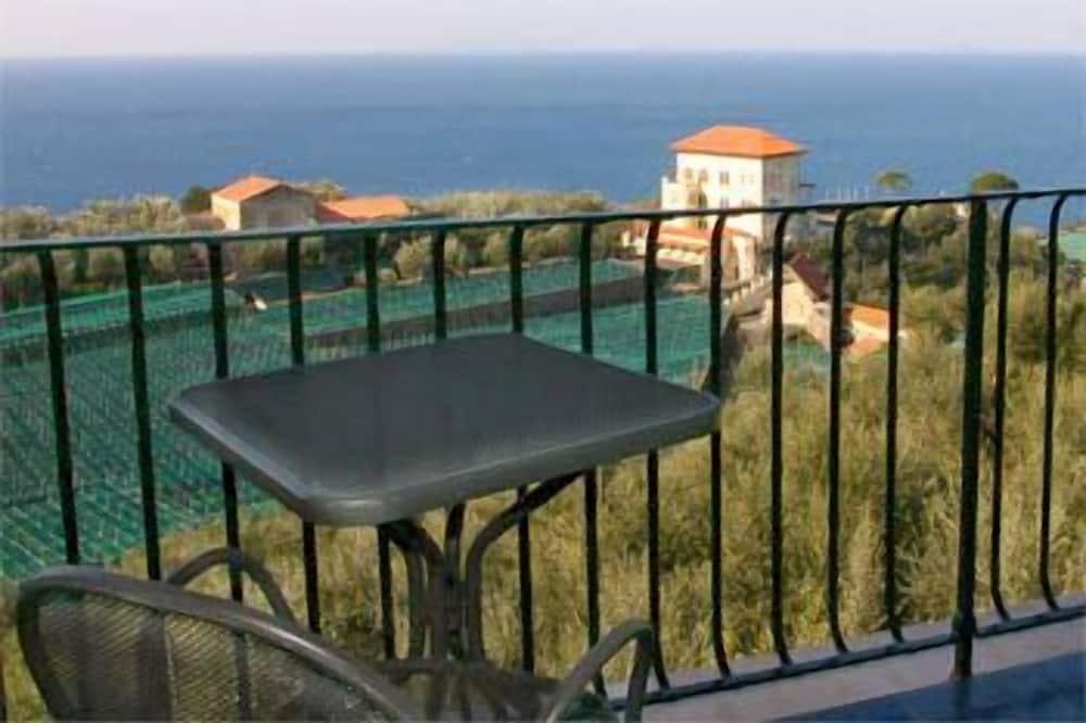 Chambre Supérieure Double ou avec lits jumeaux, vue mer - Balcon