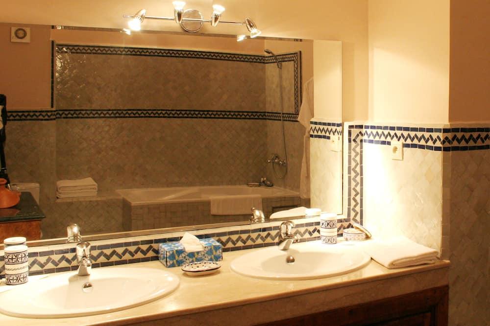 Suíte (Ifrane) - Banheiro