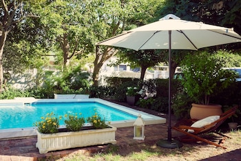 Foto The Corner House Guest House di Franschhoek