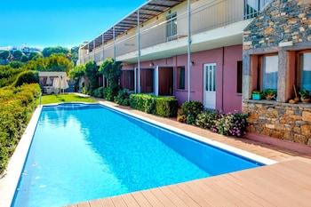 Mynd af Mirabella Apartments í Agios Nikolaos