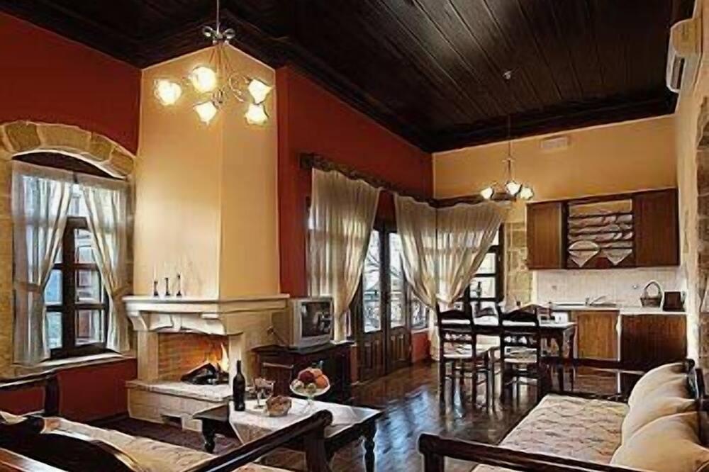 Апартаменты «Делюкс», 1 спальня - Гостиная