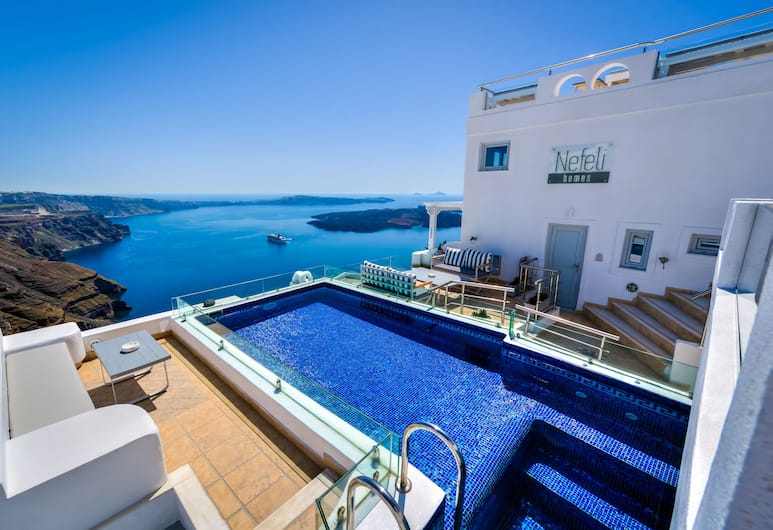 Nefeli Homes, Santorini, Outdoor Pool
