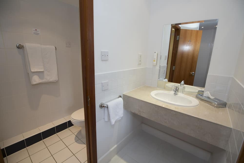 Δωμάτιο, 1 Διπλό Κρεβάτι - Μπάνιο