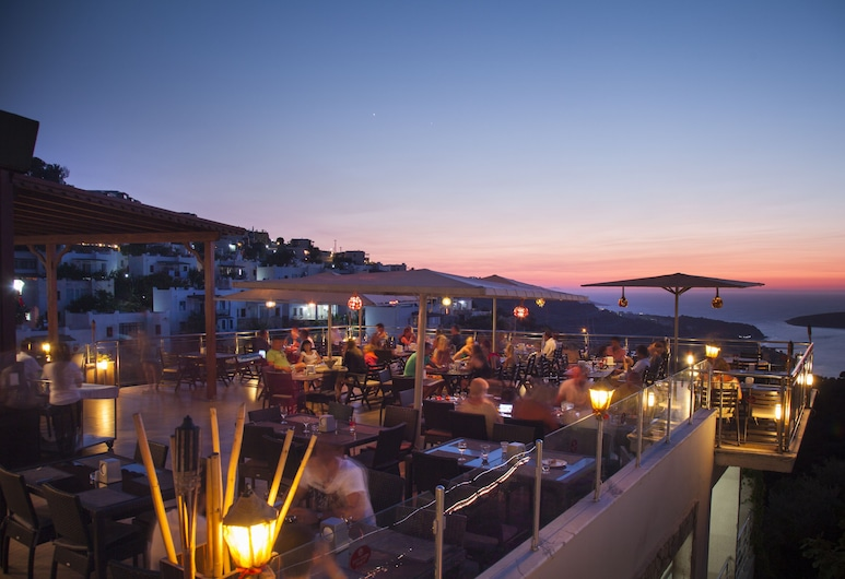 Crystal Hotel Bodrum - All Inclusive, Bodrum, Outdoor Dining