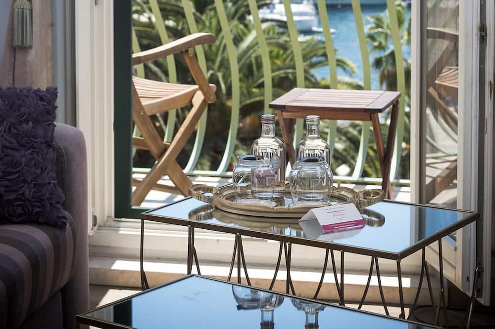 Deluxe Suite, Balcony, Sea View - Balcony