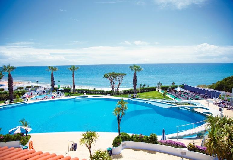 Grand Muthu Oura View Beach Club, Albufeira, Güneşlenme Verandası