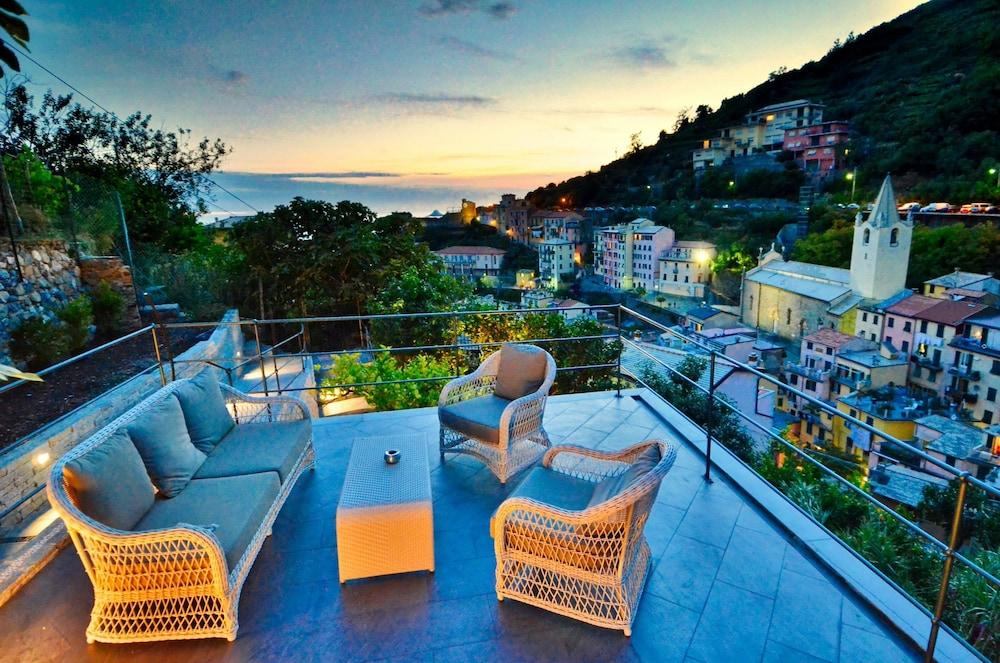 Cinqueterre Residence Riomaggiore