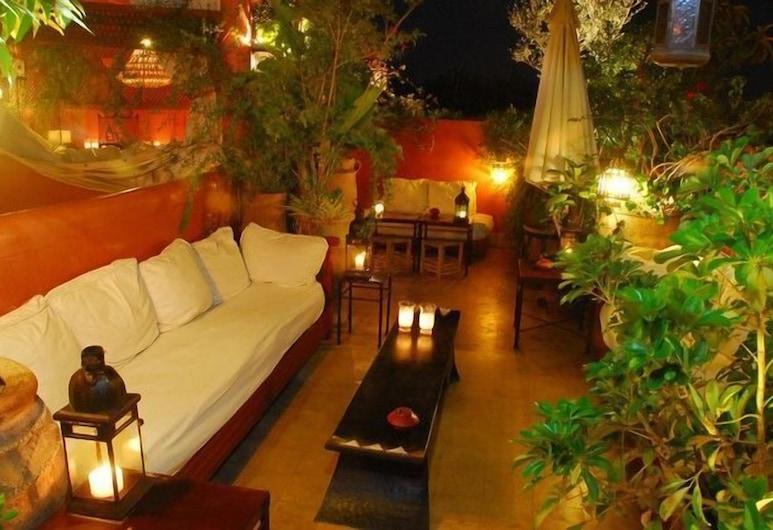 Riad La Terrasse des Oliviers, Marrakesh, Lounge dell'hotel