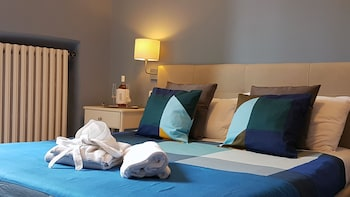 那不勒斯穆佈雷聖塔嘉勒套房酒店的圖片