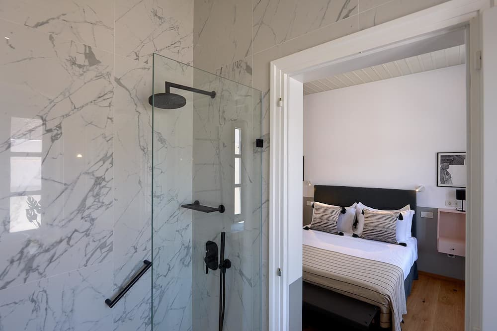 Classic Suite, 1 Katil Ratu (Queen), Private Bathroom, City View - Bilik mandi