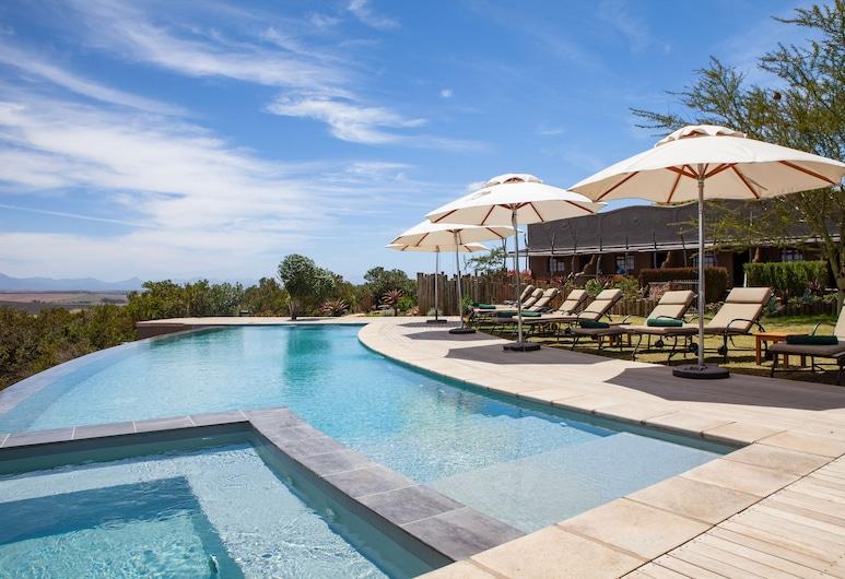 Garden Route Game Lodge, Albertinia, Vonkajší bazén