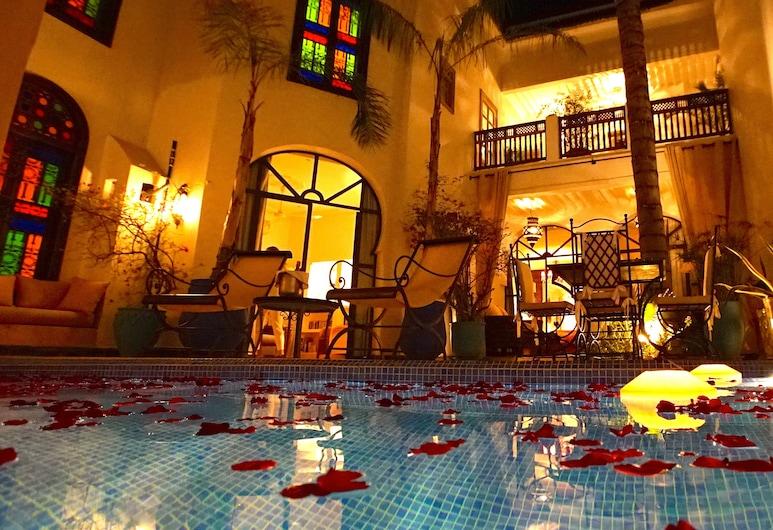 里亞德阿爾瑪酒店, 馬拉喀什, 泳池