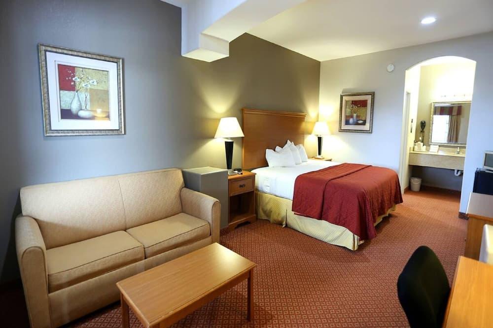 غرفة مريحة للاستخدام الفردي - غرفة نزلاء