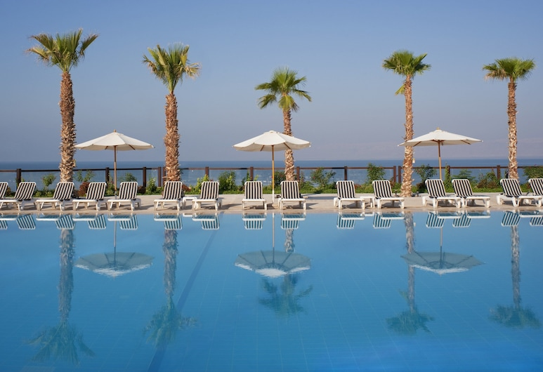 Holiday Inn Resort Dead Sea, Sweimeh, Piscina