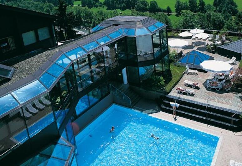 Allgäu Stern Hotel, Sonthofen, Piscina al aire libre