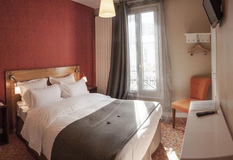 蒙帕納斯宅邸酒店, 巴黎, 客房