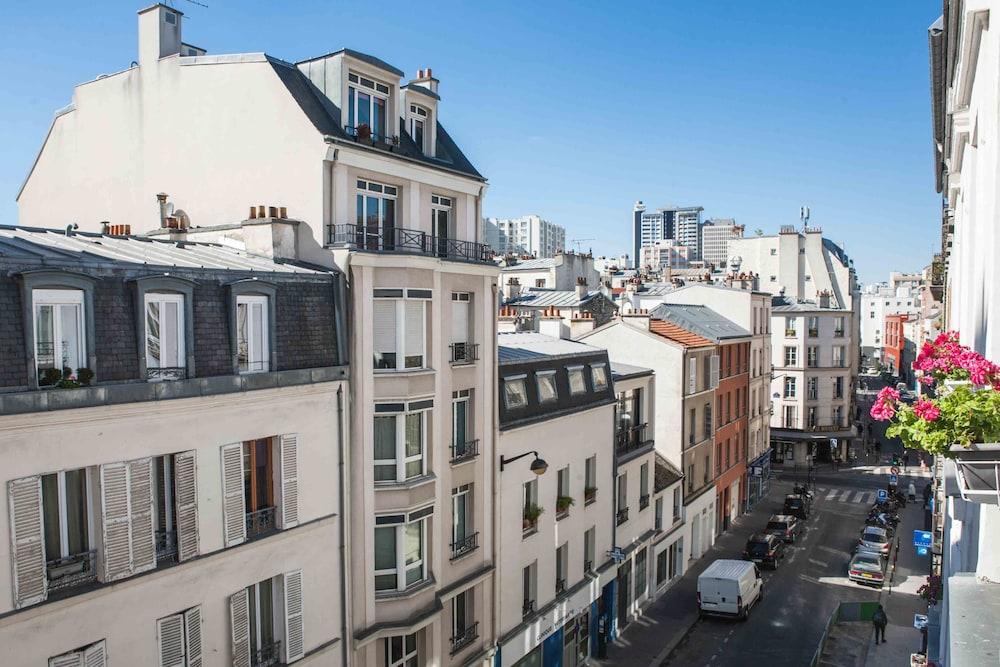 La maison montparnasse in paris for Maison de la literie montparnasse