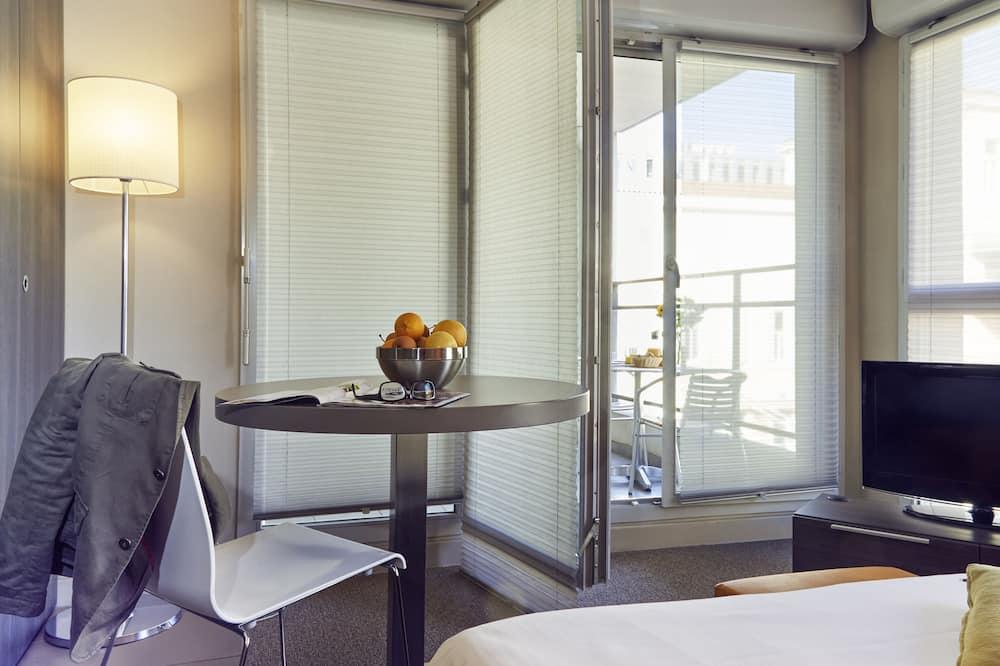 Studio, 1 Double Bed, Terrace - Balcony