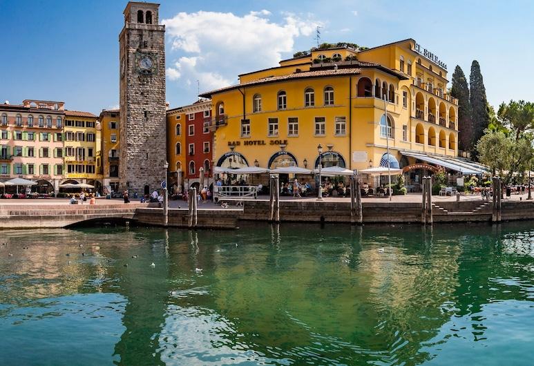 Hotel Sole Relax & Panorama, Riva del Garda, Hotelfassade